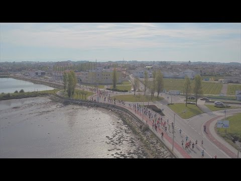Atletismo: Meia Maratona de Ílhavo 2017
