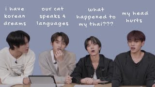wayv and their multilingual problems