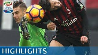 Milan - Crotone - 2-1 - Highlights - Giornata 15 - Serie A TIM 2016/17 streaming