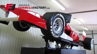 Формула-1 гоночный симулятор