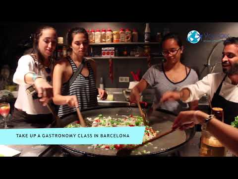 Voyager Study Abroad Spain