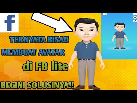 cara-membuat-avatar-di-facebook-lite-yang-sedang-viral