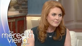Sarah Ferguson on Prince Andrew's Alleged Sex Scandal | The Meredith Vieira Show