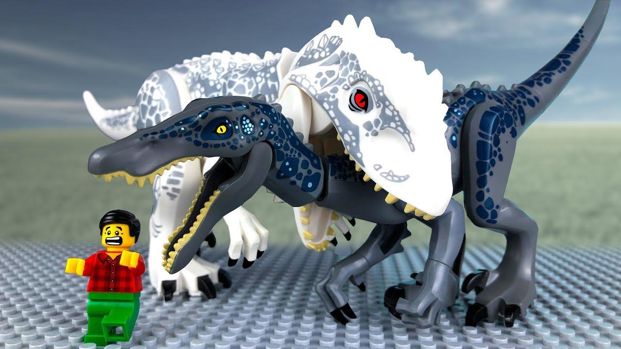 boutique outlet acquisto economico rivenditore di vendita LEGO Dinosaurs Attack (season 2) - YouTube