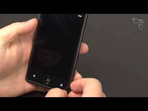 Análise de produto - Samsung Omnia 7 - Tecmundo