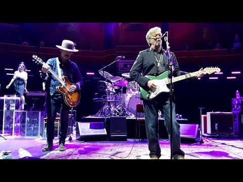 Eric Clapton Purple Rain RAH 16 maggio 2019
