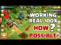 How To Keep Townhall In Forest | 100% Real Working Trick 2018 | Clash Of Clans 2018...