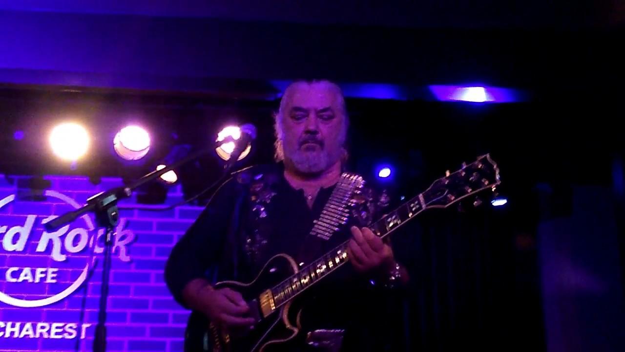 Concert Hard Rock Cafe Bucuresti
