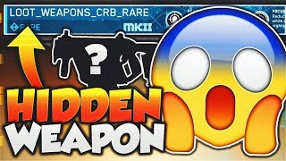HIDDEN DLC WEAPON?!... (GLITCH)