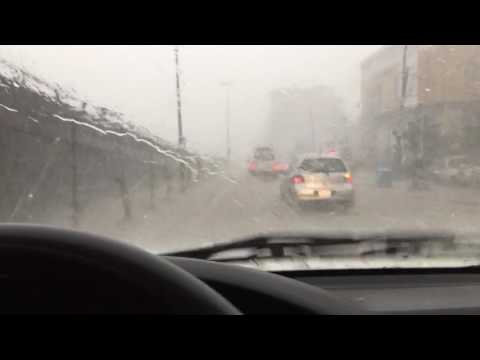 Heavy rain in Addis Sept 30, 2017 .2