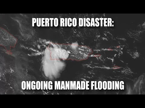 Puerto Rico: Ongoing Manmade Disaster