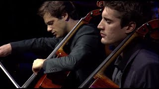 2CELLOS - Benedictus [LIVE at Arena Zagreb] thumbnail