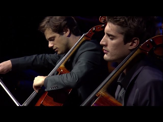 2CELLOS - Benedictus [LIVE at Arena Zagreb] #1
