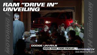 """2002 Ram """"Drive In"""" Unveiling"""