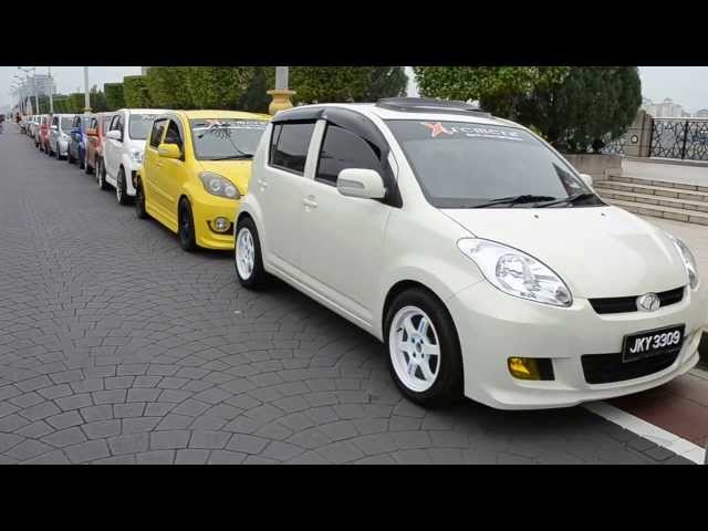 Myvi Extremers Club Malaysia special GT Southern(Johor,melaka,N9) + Central + Pahang