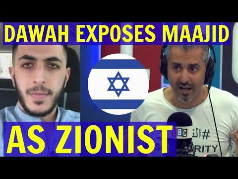 Ali Dawah EXPOSES Maajid Nawaz as a ZIONIST - LBC