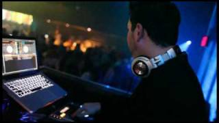 NYE 2010 - MIST - DJ Sal Flip - VJ AV CLUB (Jon Corun)