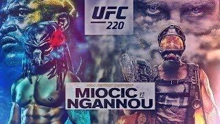 UFC 220: unofficial fight recap