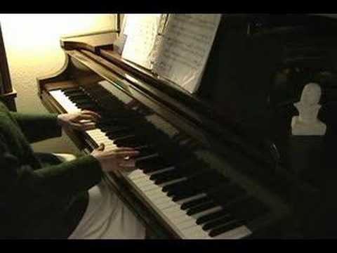 2008 BBC Sense and Sensibility Piano Piece