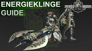 Monster Hunter World: Energieklinge Guide (Deutsch/German)