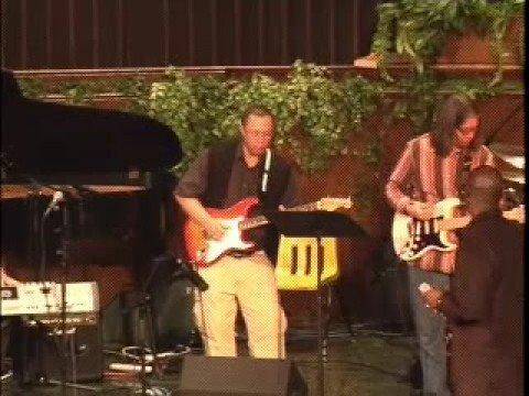 Caleb Quaye Guitar Solo - MARM 2007 Pasadena