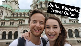 24 Hours in the Sofia, Bulgaria City Centre
