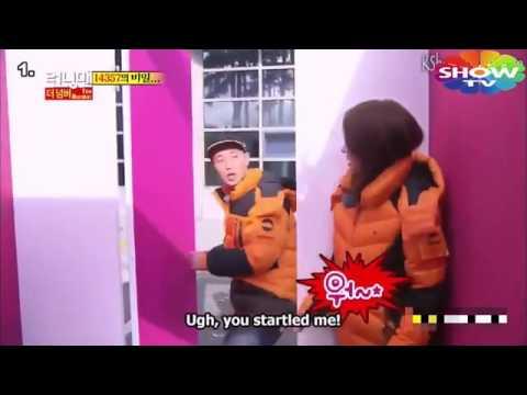 Monday Couple Moment 💕 ( Song Ji Hyo & Kang Gary)