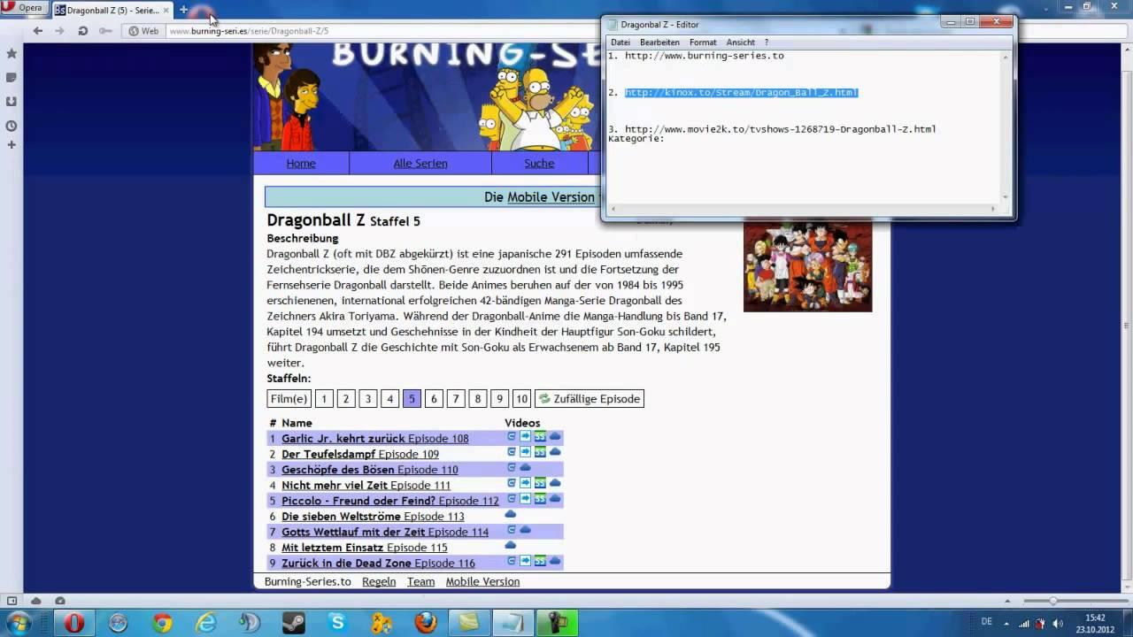 dragonball z online gucken deutsch