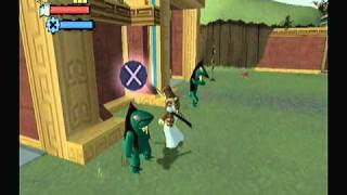 Samurai Jack Game PS2 part1