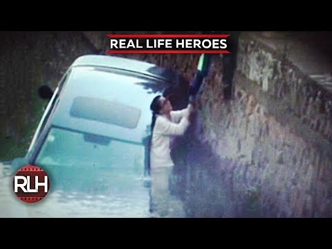 Real Life Heroes | Faith In Humanity Restored | Part 19 | REAL LIFE HEROES 2017