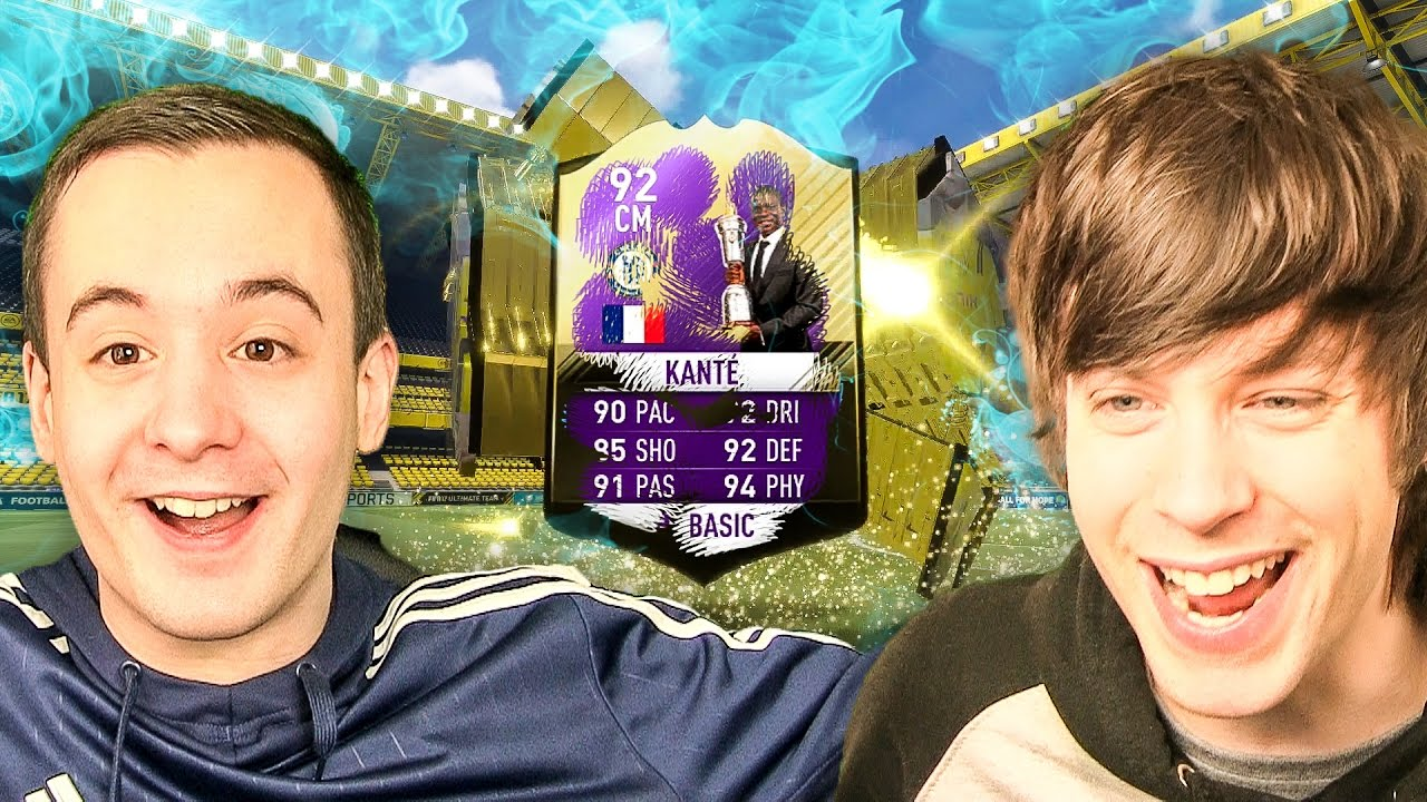 THE FIRST PACK LUCK IS INSANE – FIFA 17 PACK OPENING – YouTube