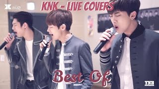 knk 크나큰 live covers best of