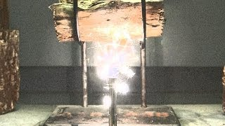 Fire Log with Chemicals - YouTube Fireplace thumbnail