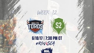 USL LIVE - Rio Grande Valley FC vs Seattle Sounders FC 2 6/10/17 thumbnail