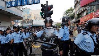 时事大家谈:北京提驻军威胁,东方之珠危在旦夕?
