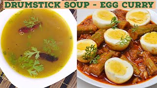 Drumstick Egg Curry - Every Day  Lunch box Recipes with vahchef