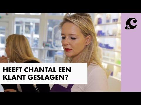 Aflevering 4 - Chantal komt werken bij de schoonheidssalon