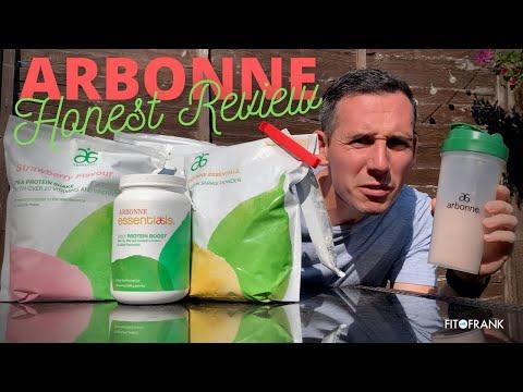 Arbonne Protein Powder