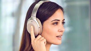 Лучшие беспроводные уши от Sony - версия 2017