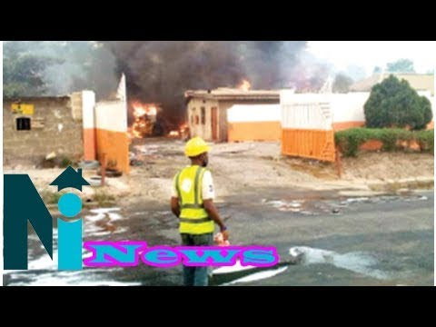 Nigeria: 7 Die, Many Injured As Gas Plant, Depot Explode in Lagos