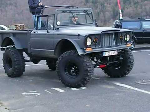 chambon sur jeep 2012 viii kaiser m715 youtube
