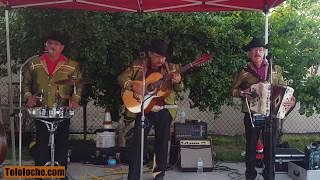 El Carretonero - Chirrines Con Tololoche Los Angeles CA 818-290-4645
