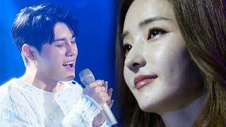 용주, 한채영을 울린 간절한 목소리 '노력' @《THE FAN》 더 팬 EP01