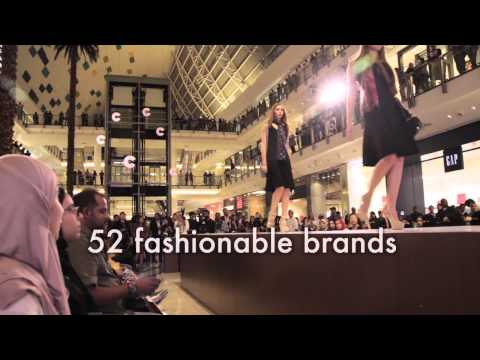 City Centre Bahrain Fashion Weekend Event