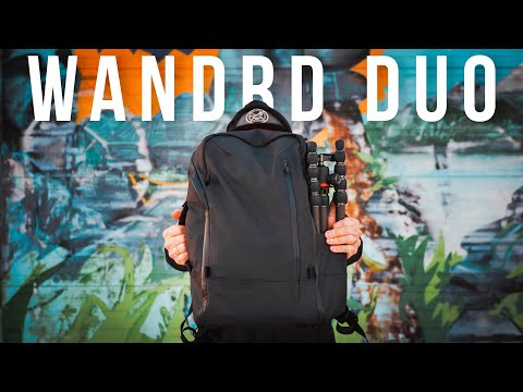 IMPRESSIVE Tech Photo Backpack!! WANDRD Duo Daypack Review #edc