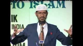 Incest in the family - Dr. Zakir Naik