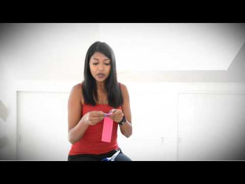 K tape for carpal tunnel syndrome (Self-taping)