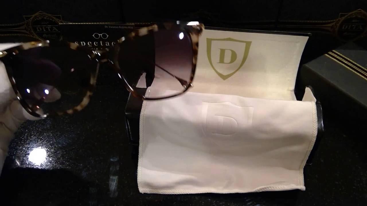 48da85110f15 Dita Fearless Sunglasses Unboxing   Spectacle Las Vegas Eyecare + Eyewear  Optometry - YouTube