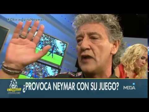 """Rafa Guerrero: """"Neymar es un problema para el arbitraje"""""""