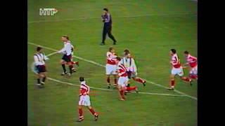 Фото Локомотив Нижний Новгород 0-2 Спартак. Чемпионат России 2000